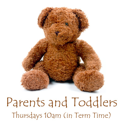 Parents & Toddlers at The Hub - Thursdays 10am (in Term Time)
