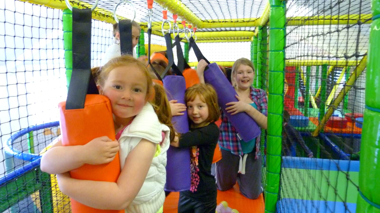 The Soft Play Area | The Hub, Minehead